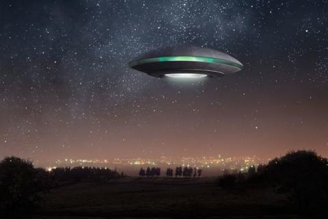 В Пензенскую область наведался ночной НЛО, всполошив жителей села Лопатино
