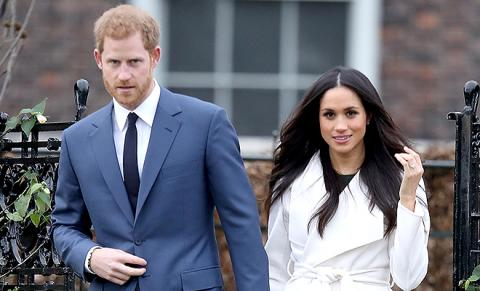 Принц Гарри бросил беременную Меган Маркл