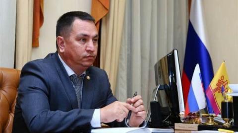 руководитель администрации главы Чувашии Юрий Васильев