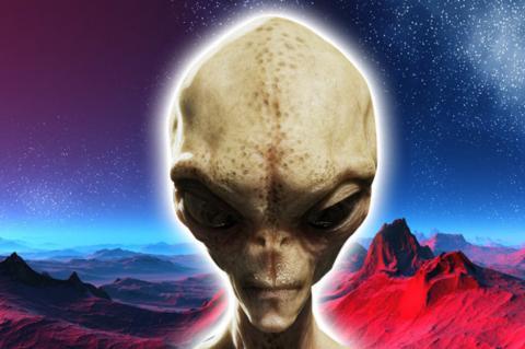На Марсе инопланетная база с пирамидой и туннелем принадлежит пришельцам – уфолог