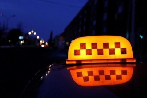 Таксист убит