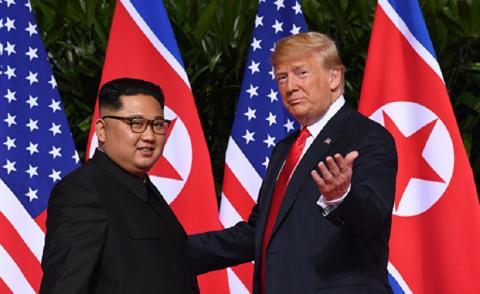 Трамп после получения «теплого» письма от Ким Чен Ына готов к новой встрече с ним