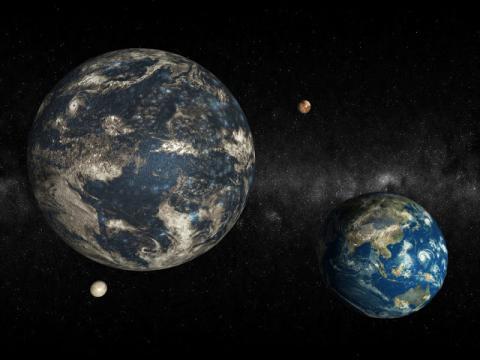 В Солнечной системе обнаружена девятая планета, которая может быть Нибиру