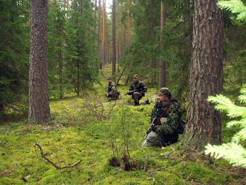 Спецслужбы ЛНР обнаружили тайник с боеприпасами на границе с Россией