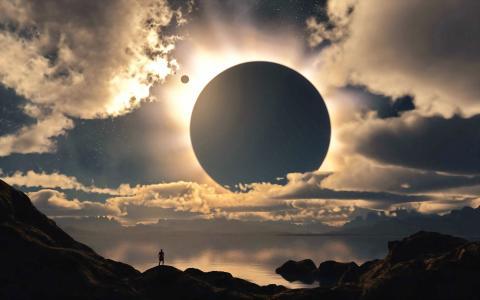 Солнечное затмение 15 февраля 2018: точное время, место, где смотреть, увидят ли жители России