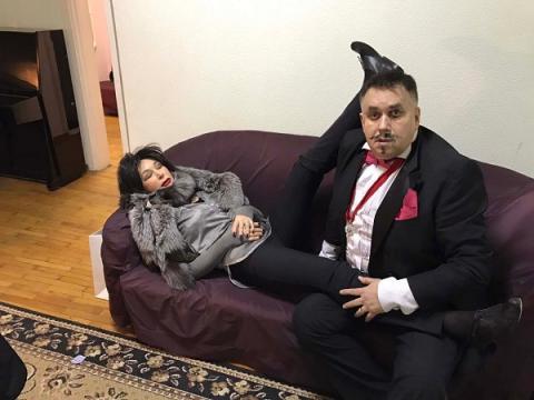 Фото Татьяны Васильевой без юбки и трусов взбудоражило социальные сети
