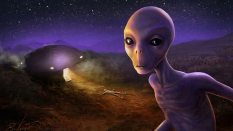 Целые космодромы НЛО: ученые обнаружили неопровержимые доказательства присутствия внеземной цивилизации