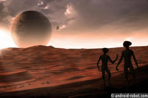 На Марсе огромный дом марсиан-лилипутов утер нос уфологам
