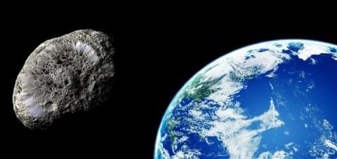 15 мая с Землей сблизится потенциально опасный астероид 2010 WC9.