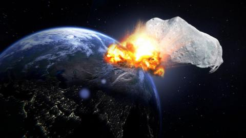 Близок ли конец света: к Земле несется гигантские космическое тело, ученые вынесли вердикт