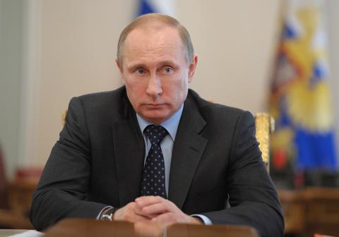 """Владимир Путин назвал условия участия Украины в проекте """"Северный поток-2"""""""