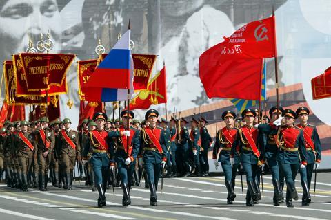 День Победы в Санкт-Петербурге 9 Мая 2019: программа мероприятий, военный парад, салют