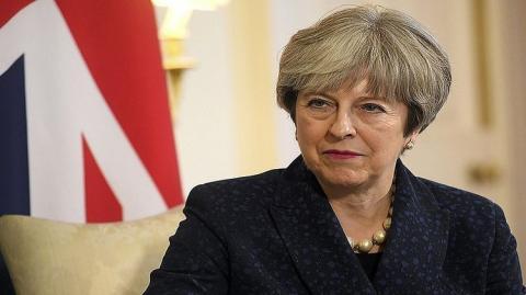 Тереза Мэй: Британия не против улучшить отношения с Россией, но при одном условии