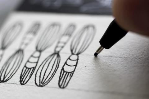 Что о характере человека может рассказать привычка рисовать каракули, объяснил эксперт