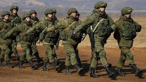Армия России - сильнейшая в Европе