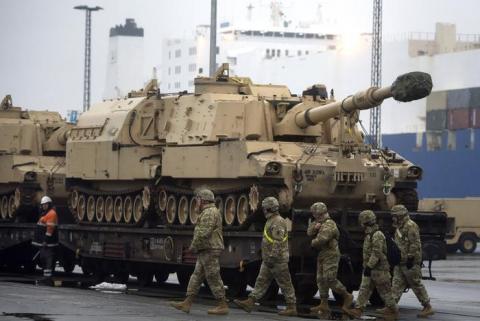Озвучены неизвестные ранее детали операции США у границ России - в Польше возмущены действиями Вашингтона