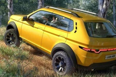 Внедорожник Лада 4х4 в новом кузове скоро увидит свет – АвтоВАЗ