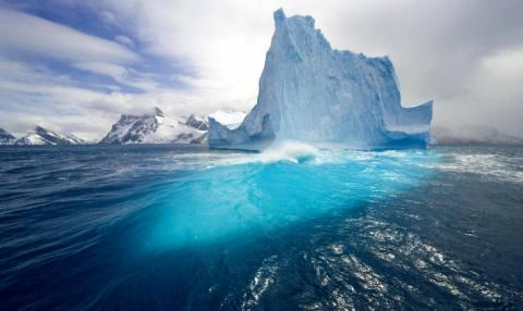 В Антарктиде ученые обнаружили вещество межзвездного происхождения