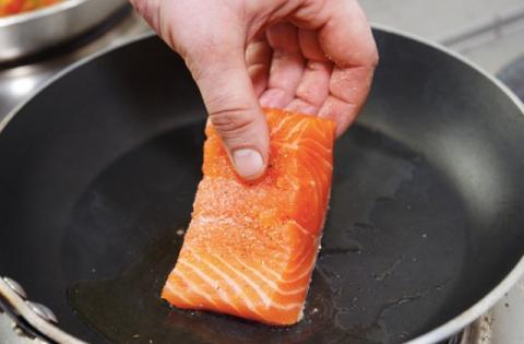 Как нельзя жарить рыбу - мнение экспертов
