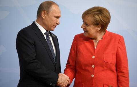 Германия увеличила объем инвестиций в России несмотря на санкции
