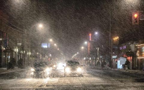На Ростов обрушится мощный арктический антициклон: ожидаются снег, ветер и минусовая температура