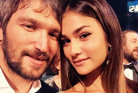 Александр Овечкин и Анастасия Шубская сыграли роскошную свадьбу