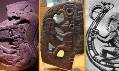 Артефакты из разных культур, имеющие поразительное сходство, подтверждают теорию палеоконтакта