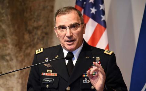 Американские силы в Европе хотят расширения