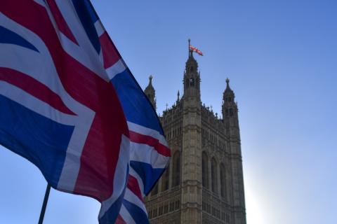 Посольство РФ оценило стремление Лондона к новым санкциям