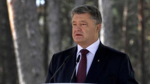 Порошенко объявил об угрозе полномасштабной войны с Россией