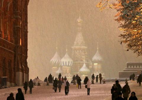 Москвичей предупредили о морозах в начале новой недели