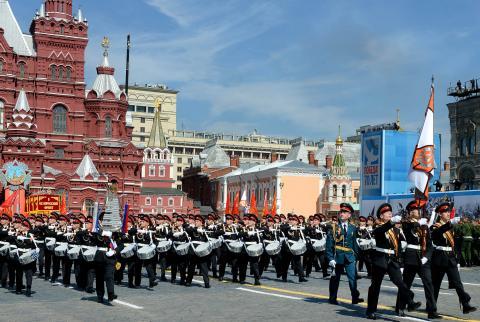 9 Мая День Победы в Москве 2019 на Красной площади: программа мероприятий, парад Победы, салют