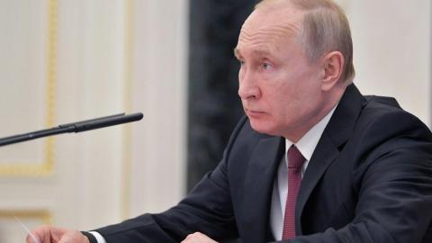 Путин не передавал никакого личного послания Трампу, заявил Ушаков