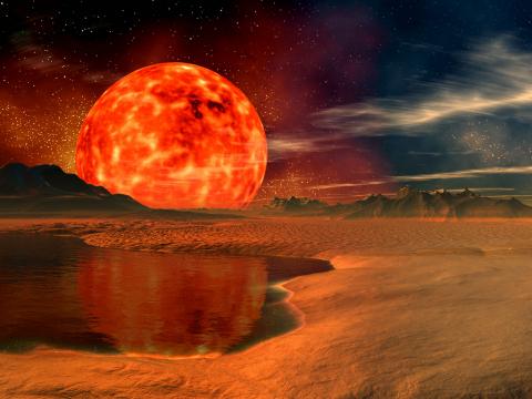 Конец света отделяет день: Нибиру совершила внезапный трюк, человечество ждет страшная участь