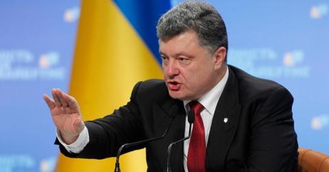 Порошенко призвал Запад усилить санкции против России