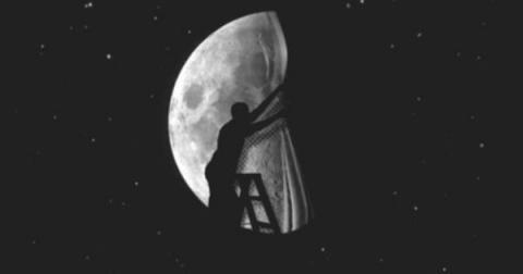 На Луне «вешалка» для НЛО окончательно обескуражила ученых НАСА