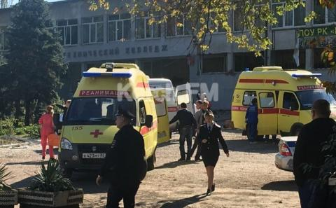 Взрыв в керченском колледже мог быть терактом – СМИ