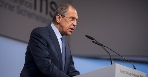 Сергей Лавров сообщил о том, как ЕС мстит крымчанам за их выбор в пользу России