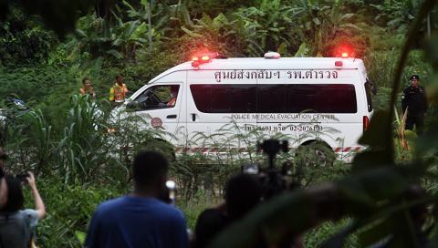 В Таиланде операция по спасению детей завершилась успешно,спустя трое суток – СМИ