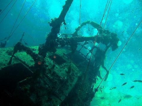 В Намибии обнаружено 500-летнее огромное затонувшее судно с историческими сокровищами на борту