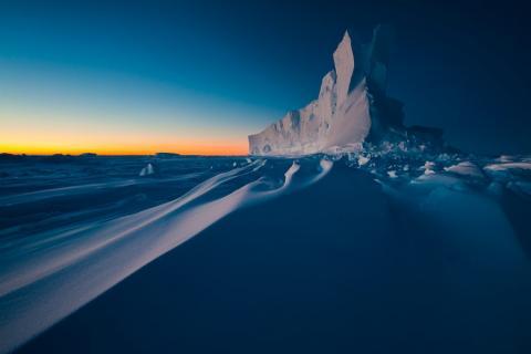 В Антарктиде обнаружен сверхскоростной портал инопланетян, уфологи предупредили о «страшном»