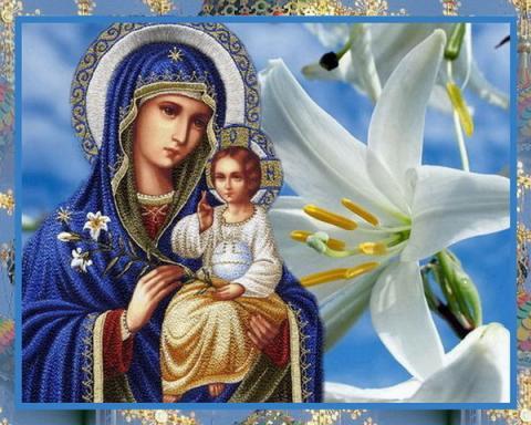 Поздравления с Рождеством Пресвятой Богородицы: короткие красивые пожелания