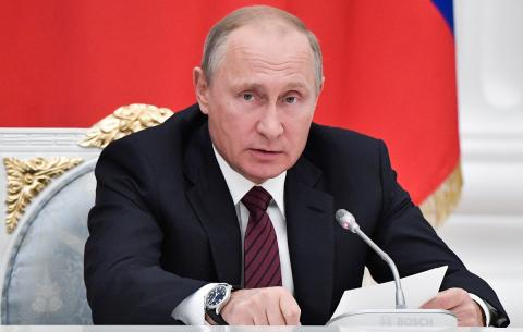 В Кремле подтвердили поездку Владимира Путина в Калининградскую область