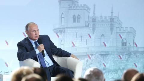В Крыму порекомендовали Вашингтону не смешить мир запретом относительно полуострова