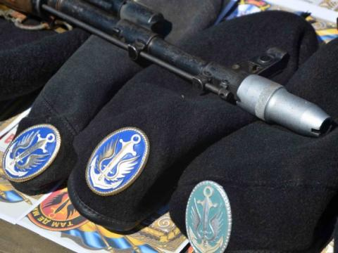 Самоликвидация: воины «АТО» расстреливают своих