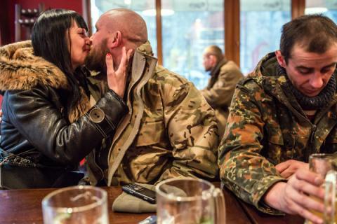 исчезновение в Донбассе трех солдатов ВСУ