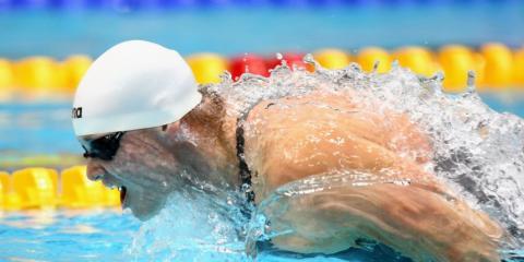 Российских пловцов безнравственно встретили перед стартом на Олимпиаде