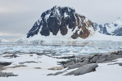 В Антарктиде обнаружены следы присутствия инопланетян