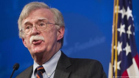 Болтон назвал условия вывода американских войск из Сирии