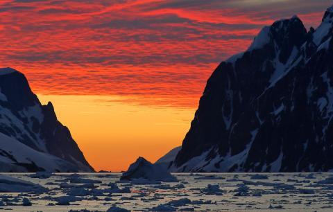 Из Антарктиды бросились в бегство пришельцы, уфологи раскрыли истинную причину